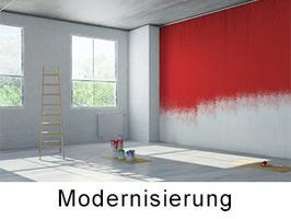 Modernisierung Planen
